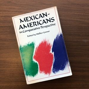 Mexican-Americans in Comparative Perspective Book